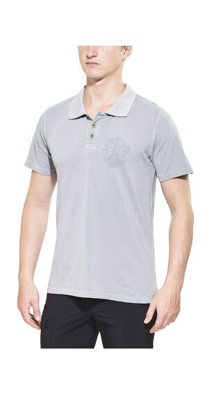 Icepeak Leandro Polo Shirts Men middle grey